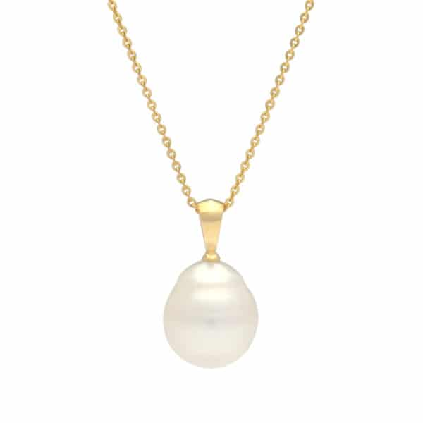 South Sea Circle pearl pendant